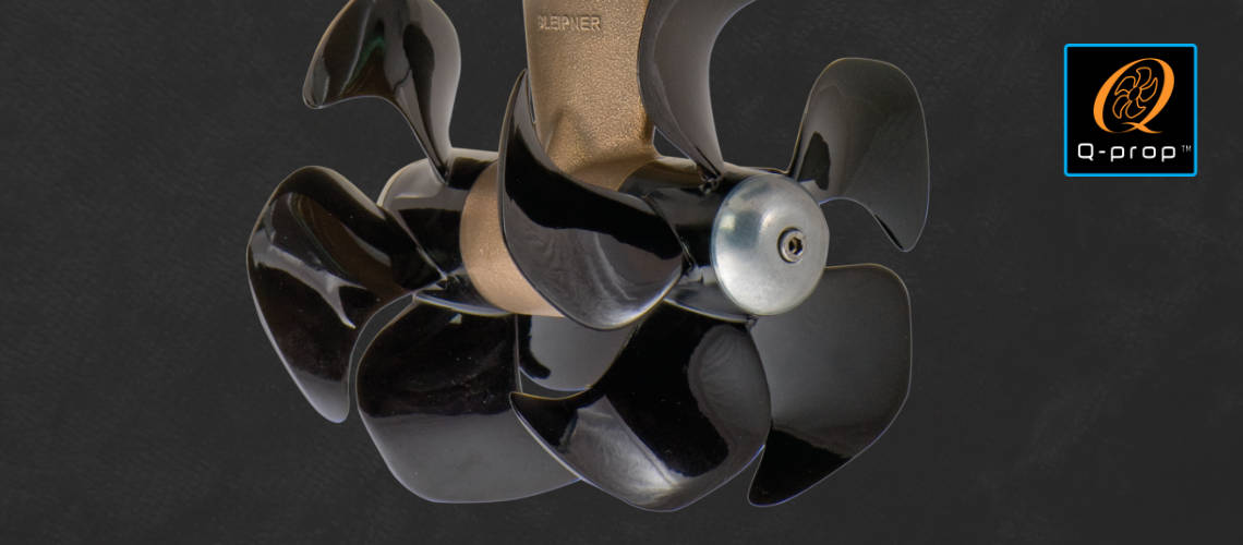 Upgrade to Q-Propeller for Side-Power thrusters